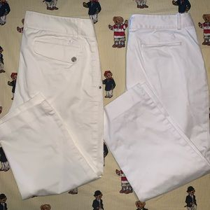 2 Pair 12 Ralph Lauren GOLF classic Fit Capri Pant